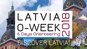 Latvia O-Week 2018